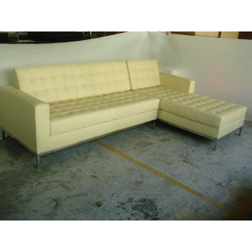 Replica Corner Sofa by Florence Knoll