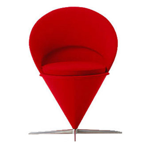 Replica Cone Chair by Verner Panton