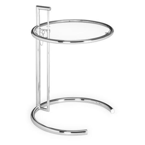 Replica End Table by Eileen Gray