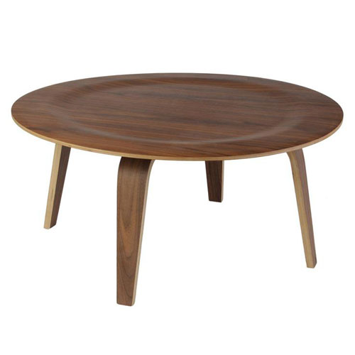 Replica Plywood Coffee Table by Eames