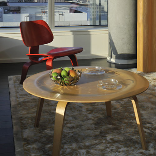Eames Plywood Coffee Table