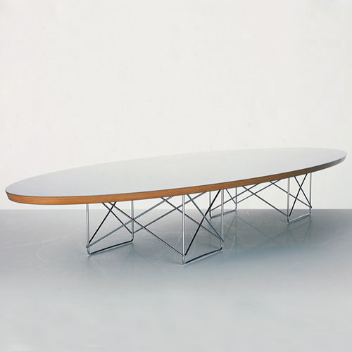 Replica Elliptical Table by Eames