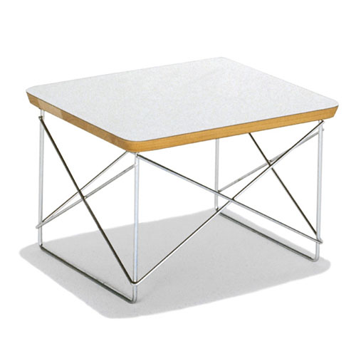 Replica Wire Base Table by Eames