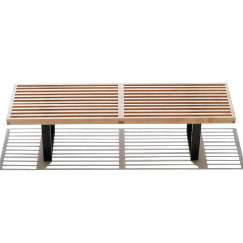 Replica Platform Bench by George Nelson