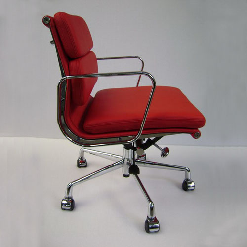 Replica Low Back Softpad Chair by Eames